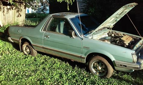 1987 subaru brat 1987 subaru brat 1 8l v4 manual for sale in madison wisconsin
