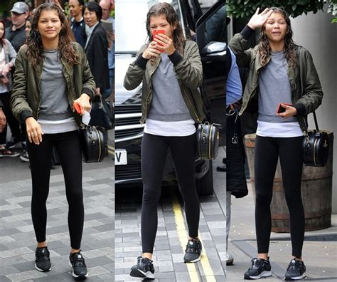 Adidas Win Casual Slip On Suede 2 Varian Bagus Free Kaos Kaki 1 zendaya dresses and goes without makeup in disc