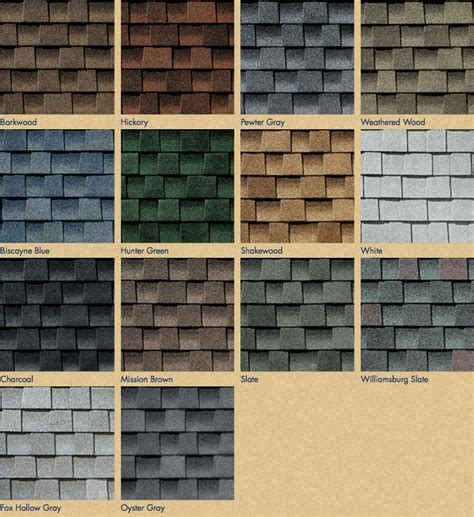 architectural shingles colors welcome to mac construction siding windows