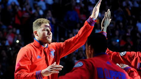 by blake griffin the standoff the players tribune fatherhood fueled transformation for clippers blake