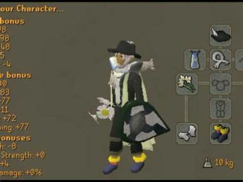 Hq 14685 Scarf Set Top Shorts runescape