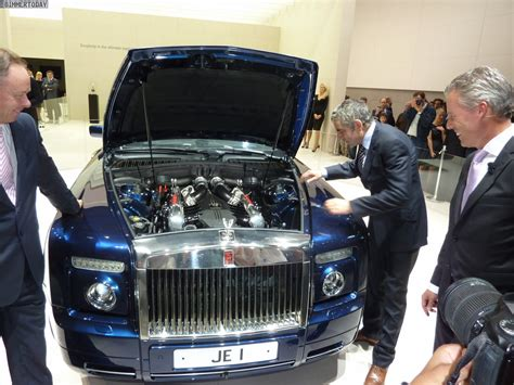 rolls royce phantom engine v16 bmw photo gallery