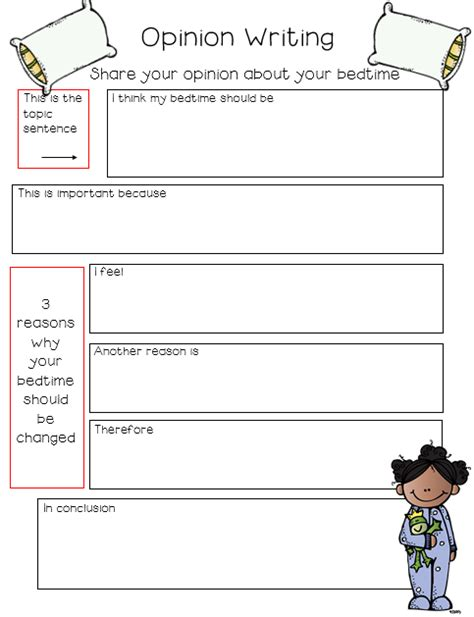 opinion template common opinion writing lessons gradual release of