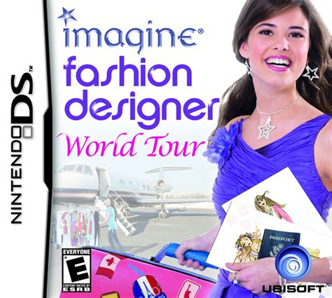 fashion designer online games list imagine fashion designer world tour ds game