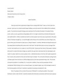 S Essays And Speeches On Peace by Lucas Speech Essay
