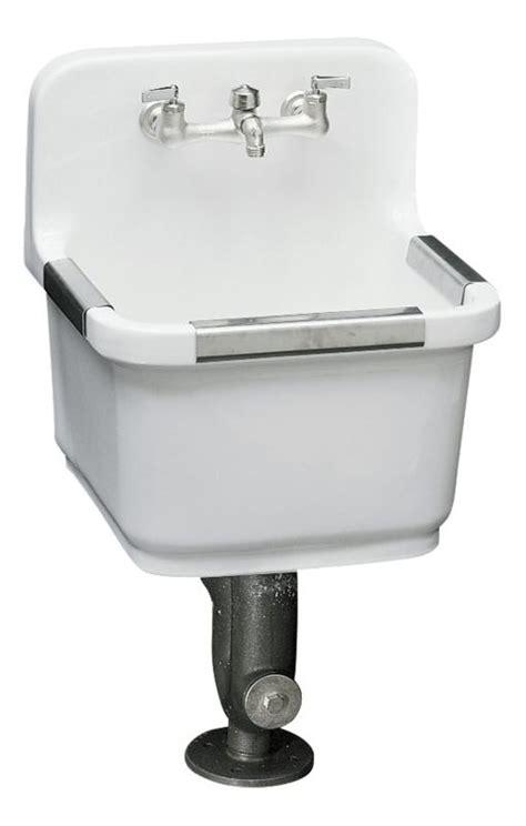Kohler Mop Sink Faucet by Faucet K 6650 0 In White By Kohler
