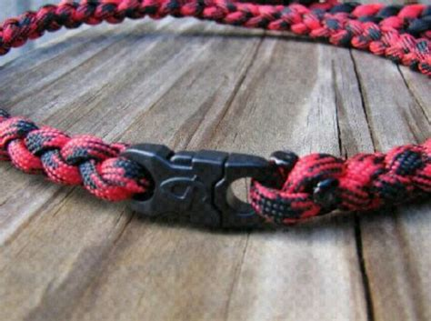 paracord craft projects camo paracord necklace my paracord