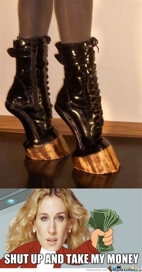 Sarah Jessica Parker Meme - sarah jessica parker s shoes by rayyzo meme center
