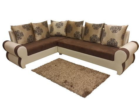 Sofa Set buy left side lyssum l shaped sofa set from onlinesofadesign