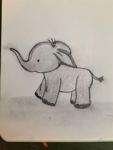 Regina Home Decor by Lifelooklens Baby Elephant Drawings Brainstorming A Nursery