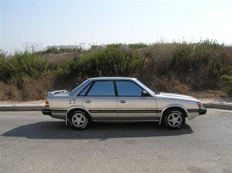 how to learn about cars 1988 subaru leone regenerative braking 1988 subaru leone photos informations articles bestcarmag com