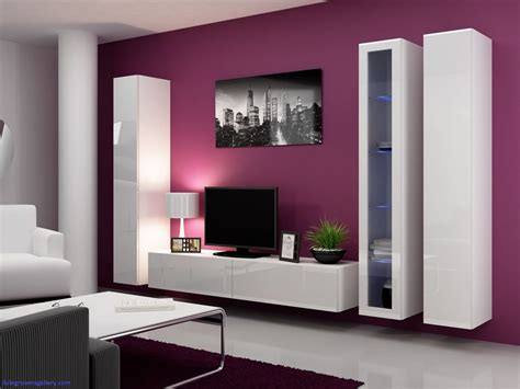 wall unit designs modern luxurious cupboard designs in living room 2016