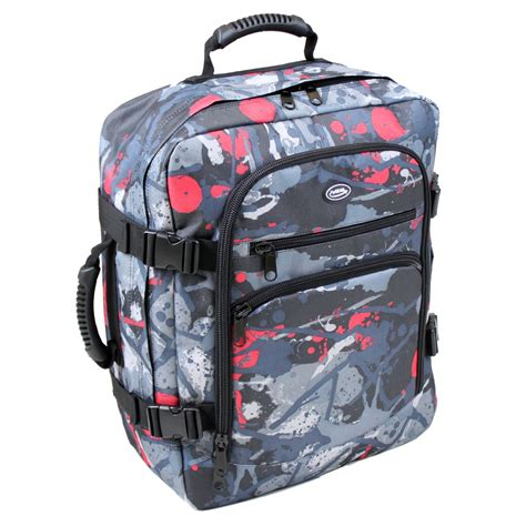 cabin holdall cabin flight approved backpack luggage travel holdall