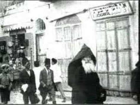 christians and jews in the ottoman empire footage from jerusalem in 1896 under the ottoman empire