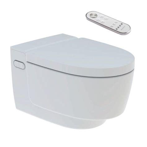 keramag dusch wc geberit aquaclean mera classic dusch wc sp 252 lrandlos 146