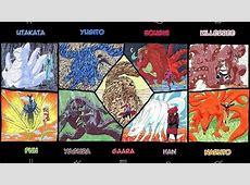 Jinchuuriki Wallpapers ·① Hachibi Wallpaper