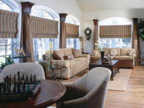Livingroom Window Treatments by Fresh Window Treatment Ideas Hgtv