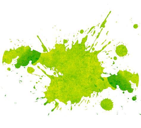 Green Paint by Green Paint Splash Baterbys Gallery