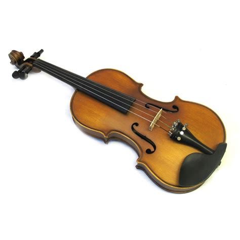 Violin Set 2 by Usa Supply Helmke 1 2 Size Violin Set W And Bow