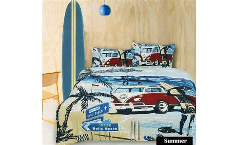 Summer Quilt Covers by Summer Quilt Cover Set By Retro Home