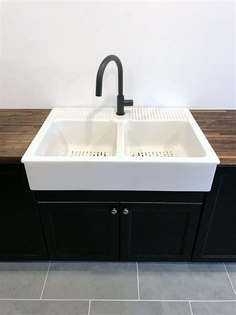 butcher block bathroom sink single bowl vs double bowl sink the great debate