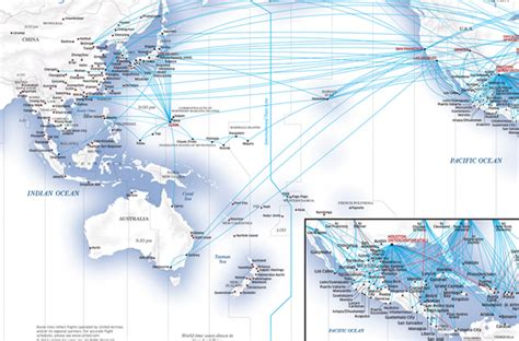 united newsroom route maps united expands pacific footprint with four new route