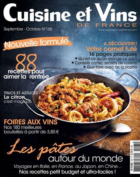 cuisine et vins de 20 ao 251 t 2015