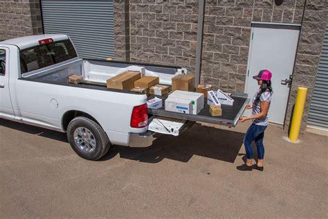 slide bed cargoglide truck bed slide cg1000 1000 lb capacity 75
