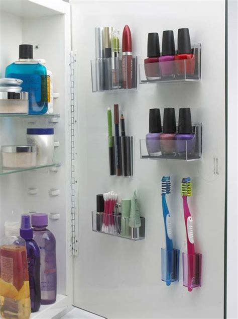 Bathroom Cabinet Organizer Ideas | 30 brilliant diy bathroom storage ideas architecture