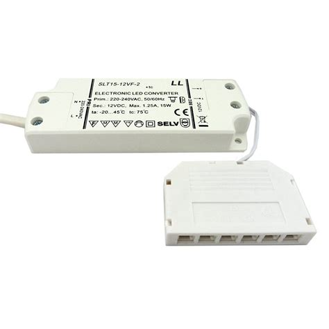 best led driver led driver 12v 15w max with top 6 way micro port