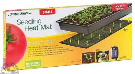 Hydrofarm Seedling Heat Mat by Hydrofarm Seedling Heat Mat 9 Quot X 19 5 Quot