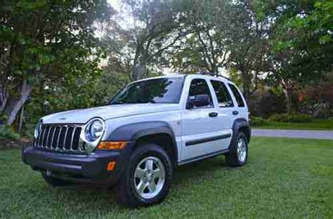 2006 Jeep Liberty Diesel Find Used 2006 Jeep Liberty Kj Sport Crd 2 8l Diesel