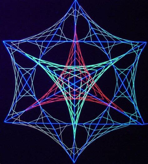 Geometric String Patterns - 8 best string images on string