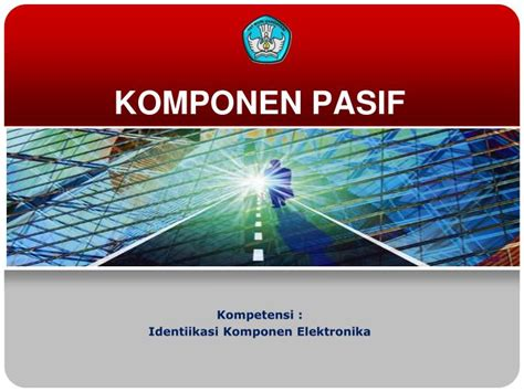 komponen pasif induktor ppt komponen pasif powerpoint presentation id 2078604