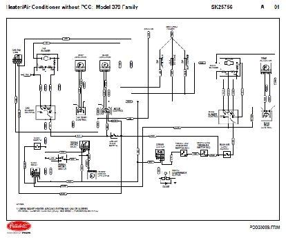 1999 peterbilt 379 wiring diagram wiring diagram and
