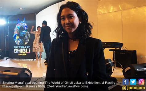 film ghibli bagus girangnya sherina studio ghibli bikin pameran di indonesia