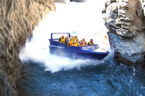 skippers canyon jet boat new zealand queenstown jet boat rides skippers canyon jet queenstown