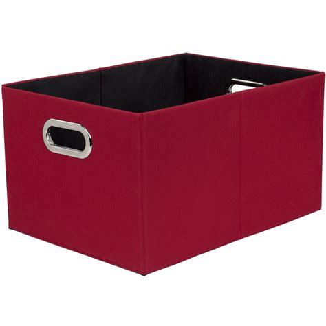 Shelf Containers by Storage Tote Folding Fabric In Shelf Bins
