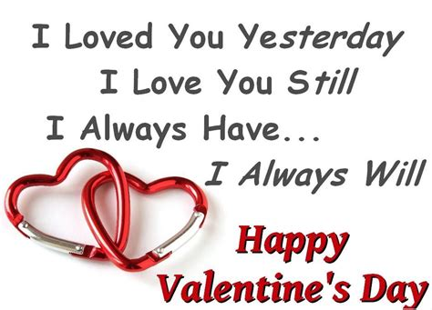 special valentines day quotes touching valentines day messages for you
