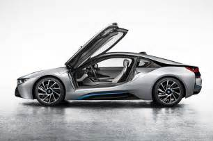 Bmw With Gullwing Doors Official Bmw I8 Images Leaked