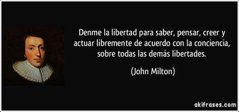 sobre la libertad spanish opiniones de sobre la libertad