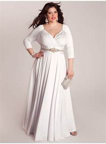 and white plus size wedding dresses plus size white dresses for