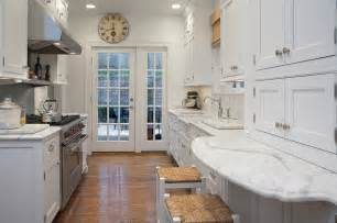 Gallery Kitchen Designs by 47 Best Galley Kitchen Designs Decoholic