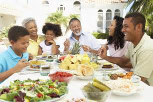 family meal a day keeps the doctor away