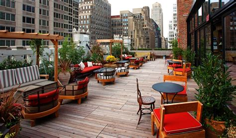 refinery rooftop bar nyc rooftop bars nyc rooftop crawl