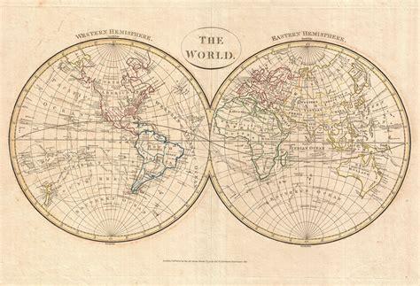 file cruttwell map   world  hemispheres