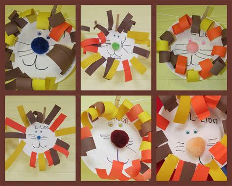 safari crafts for the a miraculous roar drseussprojects