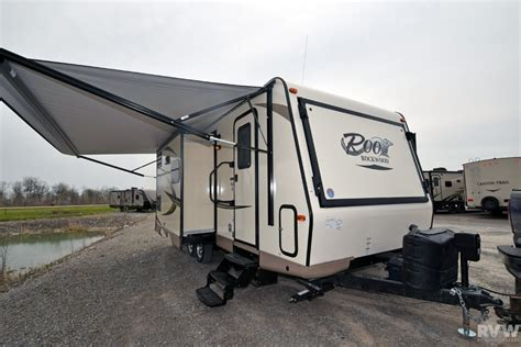 Roo Awning by 2017 Rockwood Roo 23ikss Hybrid Cer By Forest River Vin