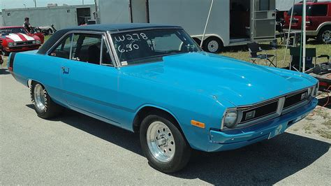 fry s 1970 dodge dart is one sweet ride