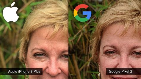 foto con iphone 8 plus vs pixel 2 portrait mode comparazione recensione italiano